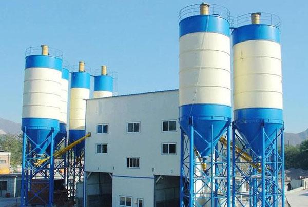 微硅粉硅灰在大型混凝土搅拌站的应用-微硅粉厂家